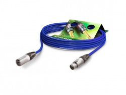 Sommer Cable SGMF-1000-BL STAGE HIGHFLEX - 10m modrý