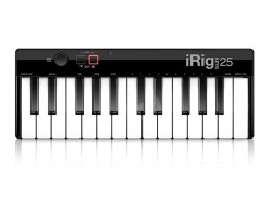 IK MULTIMEDIA iRig Keys 25 mini keyboard pro PC/Mac