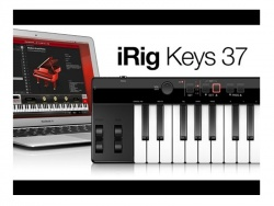 IK MULTIMEDIA iRig Keys 37 mini keyboard pro PC/Mac