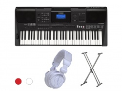 YAMAHA PSR E453 keyboard set 1