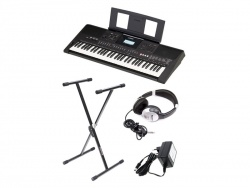 YAMAHA PSR E463 keyboard - SET 2