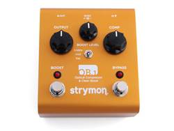 Strymon OB1 Clean Boost, Compressor Bass | Compressor, Sustainer