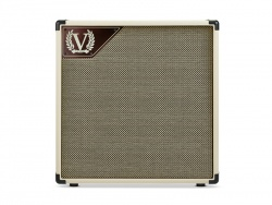 "Victory Amplifiers V112-Neo 1x12"" Amp Cabinet Cream"