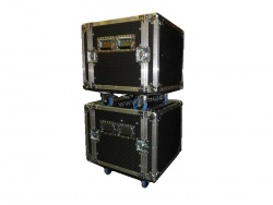 MD P Rack 7U antishock