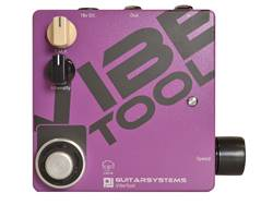 GuitarSystems The Vibe Tool | Overdrive, Distortion, Fuzz, Boost