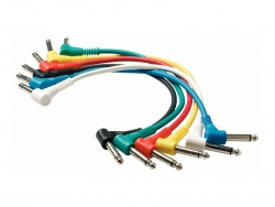 Rockcable by Warwick RCL 30011 D5, Patch kabel, 6ks