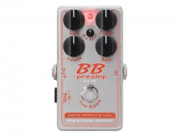 Xotic BB-MB PREAMP Custom Shop booster/distortion