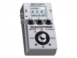 ZOOM MS-50G Multistomp - kytarový efekt